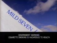 Mild Seven GH TVC 1990