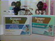 Sempre Livre TVC 1986 PS