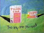 Children's Tylenol Cold TVC 1994