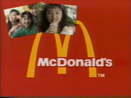 McDonalds Gonghei Food Folks and Fun TVC 1990 C