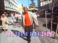 ITV 2 slide - The South Bank Show - 1992