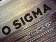 O Sigma TVC 1992