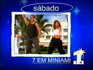 TN1 promo - 7 Em Miniami - Xmas 1999