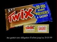 Twix RL TVC 1998