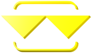 Westprovince 1968 logo - 1989 styled 3D icon - 2015