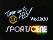 ABS English promo - Sportscene - 1986