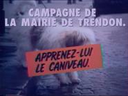 Caniveau RLN TVC 1980