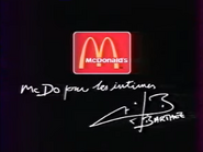 McDonald's Mega Mac RL TVC 1998 2