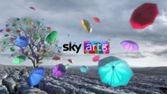 Sky Arts ID - Umbrellas - 2020