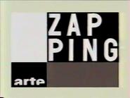 Canal Plus bumper - Zapping - Arte - 1995