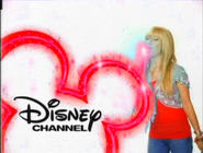 Disney Channel ID - Ashley Tisdale from High School Musical 3 (2008)