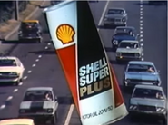 Shell super plus 1981