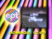 EPT Cine Disney promo 1988
