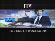 LWT slide - The South Bank Show - 1992