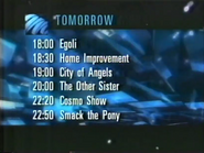 Mnet tomorrow lineup 2003 2