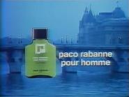 Paco Rabanne RLN TVC 1990