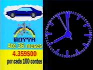 TN1 clock - Motta - January 15 1993 - 2