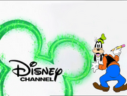 Disney Channel ID - Goofy (2003)