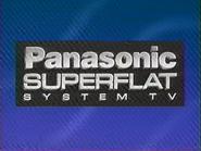 Panasonic Superflat System TV TVC 1994
