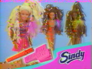 Sindy RL TVC 1995