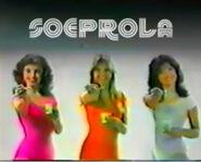 Soeprola comercial 1982