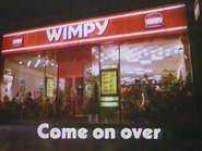 Wimpy AS TVC 1985