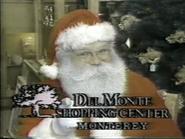 Del Monte Shopping Center TVC - Christmas 1987