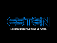 Esten commercial 1984 (French)