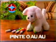 Estrela Pinte O Au Au TVC 1987