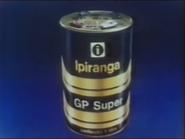 Ipiranga GP Super PS TVC 1985