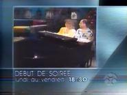 RQ promo Debut de Soiree 1989