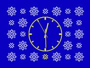 YTV clock Xmas 1987