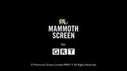 Mammoth Screen GRT endcap 2014