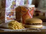 McDonald's Happy Meal TVC 1994