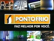 Sigma Pontofrio sponsor 2002