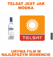 Telsat vodka