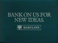 Barclays AS TVC 1982 2