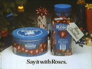 Cadburys Roses AS TVC Christmas 1984