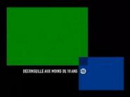 Canal Plus Ratings Bumper - Desconseille Aux Moins De 10 Ans - 2003