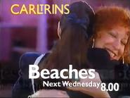Carltrins promo - Beaches - 1995
