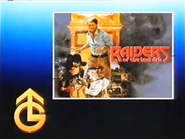 Granadia slide Raiders of the Lost Ark 1986