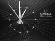 TN1 clock - Omega (1976) - BW
