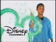 Disney Channel ID - Roshon Fegan (2008)
