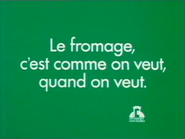 Fromage RLN TVC 1985