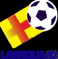 Latinolia FFAI World Cup 1982 Logo.png