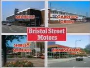Bristol Street Motors AS TVC 1986