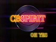 CBS ID - CBS Spirit - 1987