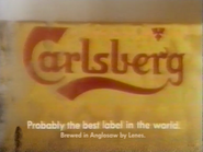 Carlsberg AS TVC 1985 1