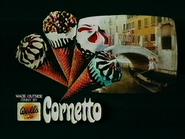 Wall's Cornetto AS TVC 1982 1