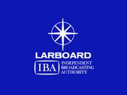 Larboard startup slide 1972
